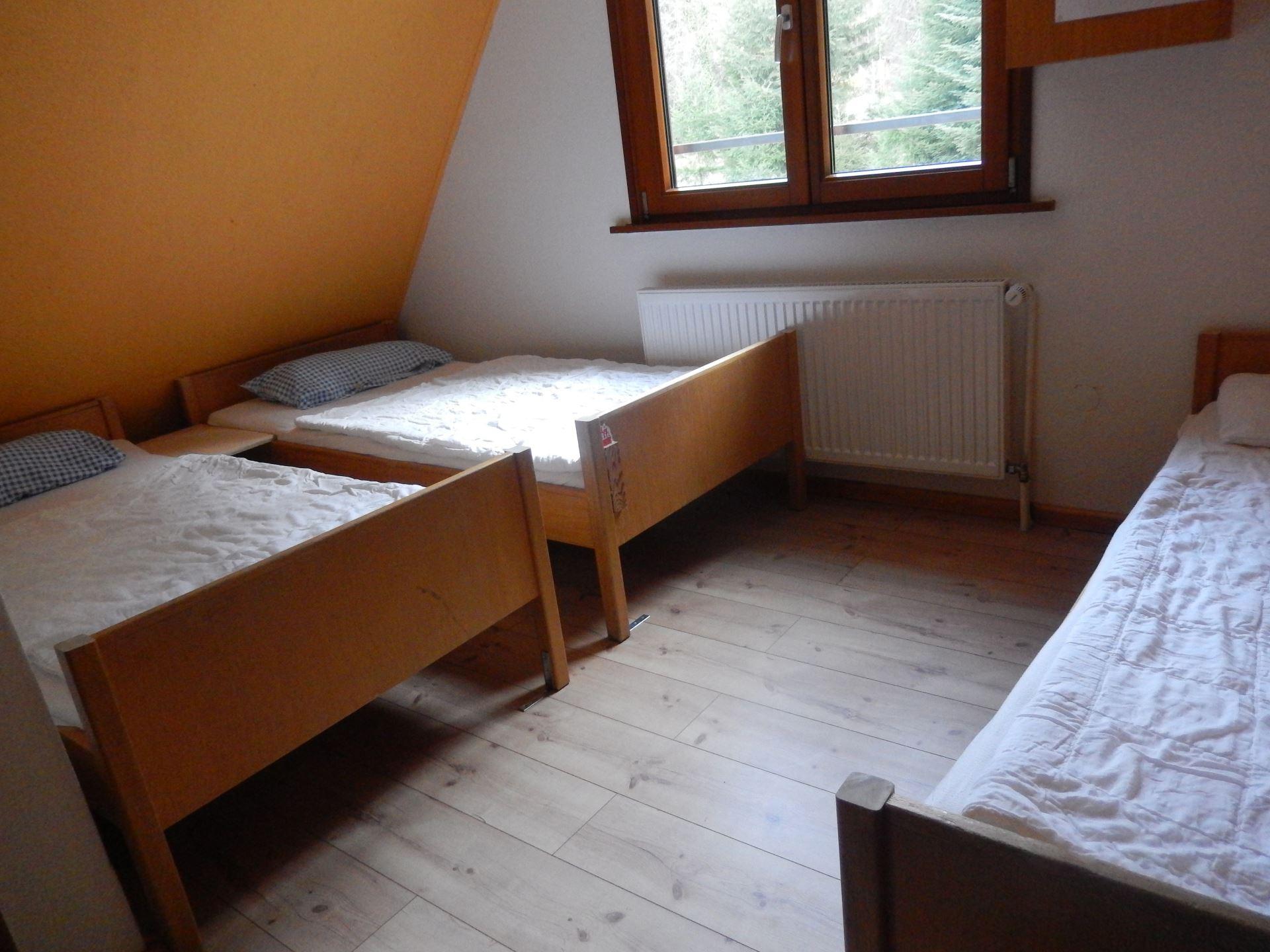 Dreibettzimmer im 2. OG