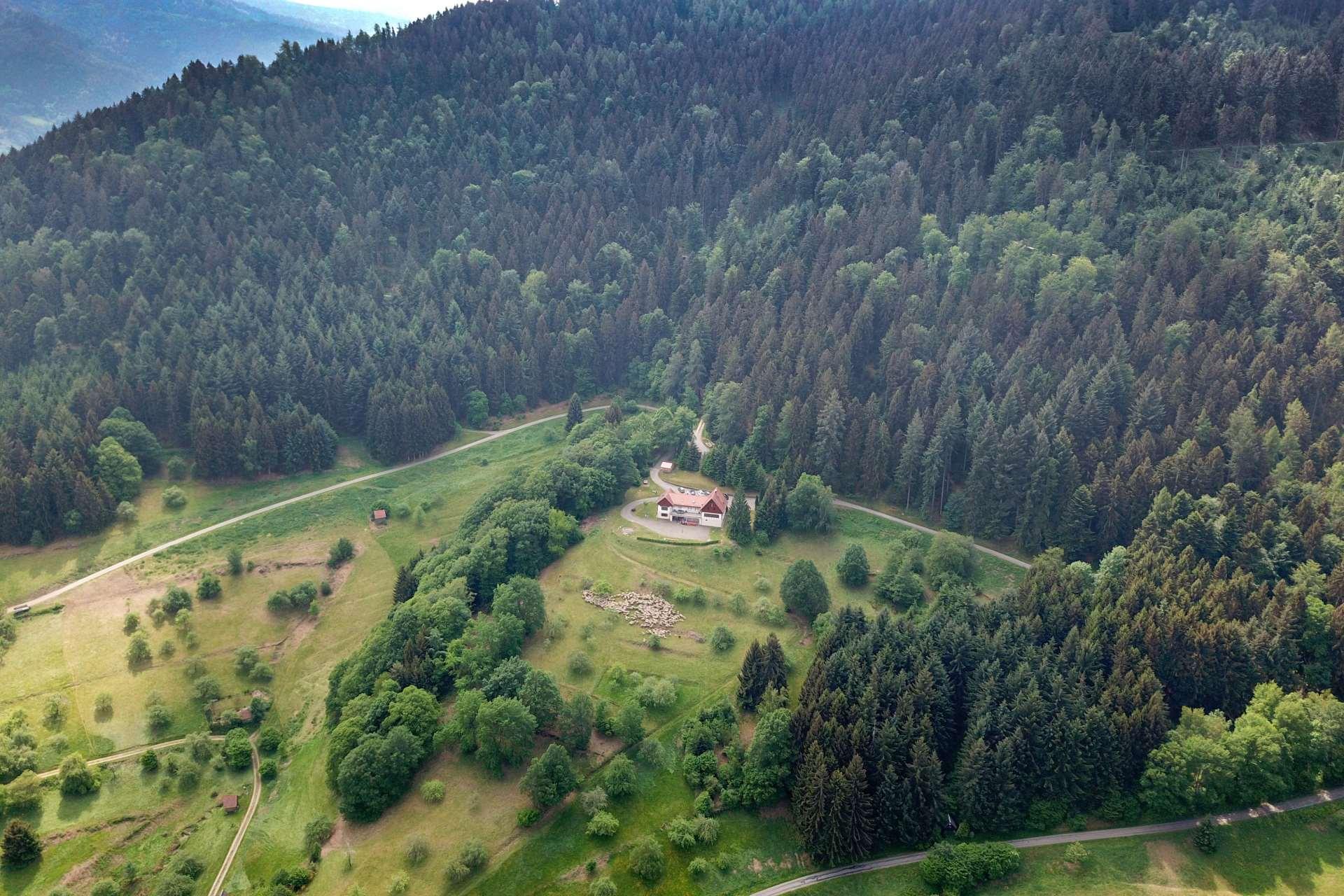 Umgebung des Kolpinghaus Weisenbach